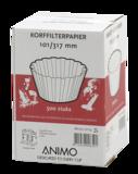 Animo Korffilterpapier 101/317 - container CN5e/i - 5 L