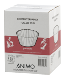 Animo Korffilterpapier  152/457 - container CN10e - 10 L