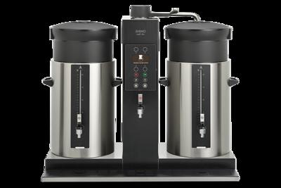 Animo Koffiezetinstallatie + heetwater ComBi-line
