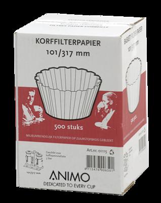 Animo Korffilterpapier Combi Line 500stuks