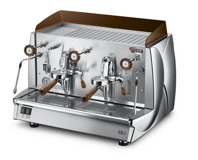 Wega Vela Vintage EMA Semi-automatische Koffiemachine